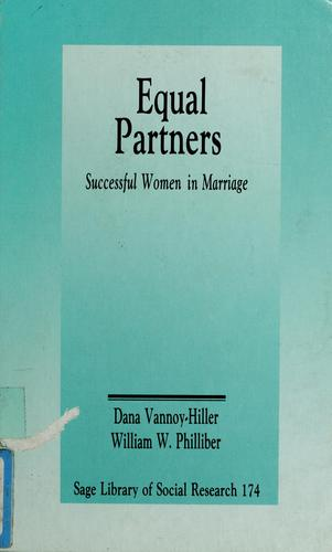 Equal partners by Dana Vannoy