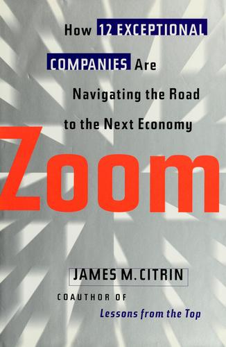 Zoom by James M. Citrin
