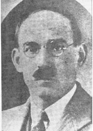 Photo of Francisco R. Almada