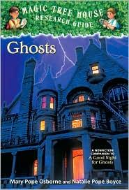 Ghosts by Mary Pope Osborne