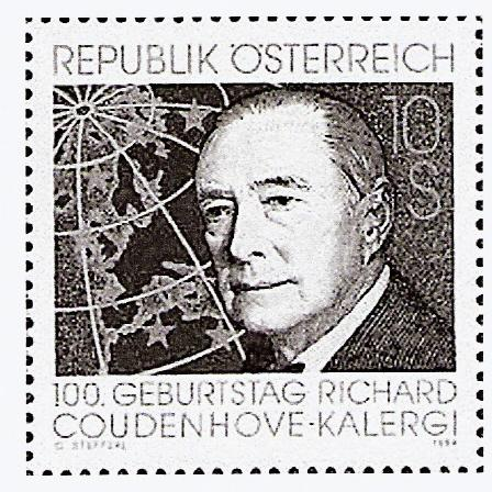 Photo of Richard Nikolaus von Coudenhove-Kalergi