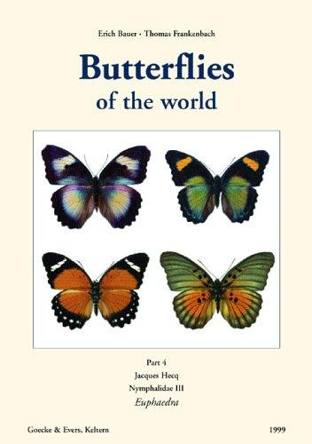 Butterflies of the World by Jacques Hecq