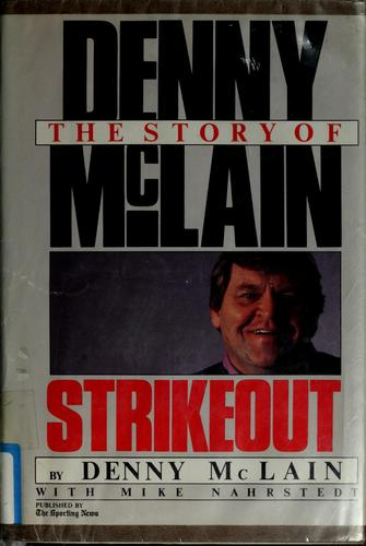 Strikeout by Denny McLain