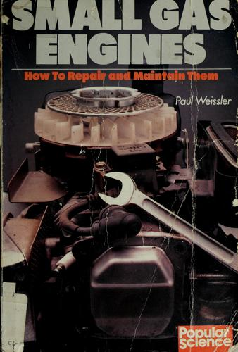 Small gas engines by Paul Weissler