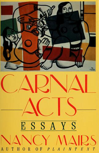 Carnal acts