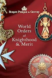 World Orders of Knighthood and Merit by Edited by Guy Stair Sainty and Rafal Heydel-Mankoo.