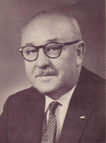 Photo of W. W. Bauer