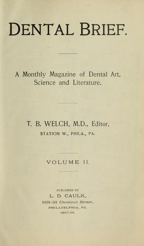 Dental brief by