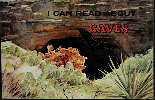 I can read about caves by C. J. Naden