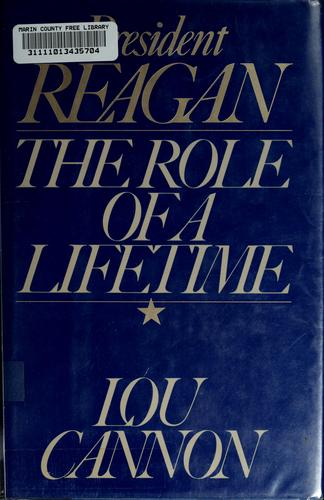 Image 0 of President Reagan: The Role of a Lifetime