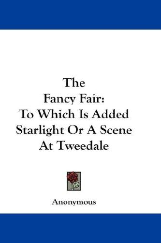 The Fancy Fair by Anonymous