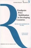 Foodgrain price stabilization in developing countries by Islam, Nurul