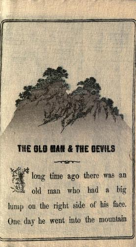 The old man and the devils by