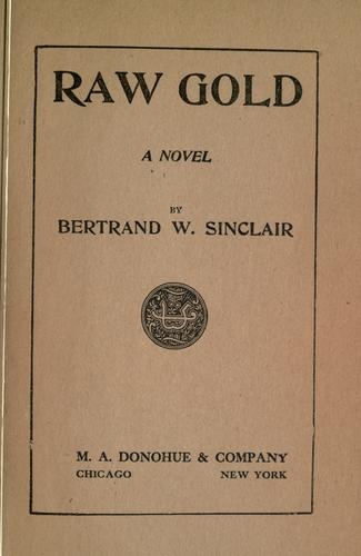 Raw gold by