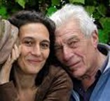 Photo of John Berger and Katya Berger