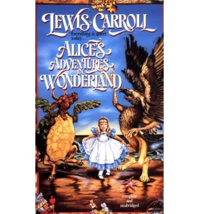 Alice's Adventure In Wonderland by Lewis Carroll