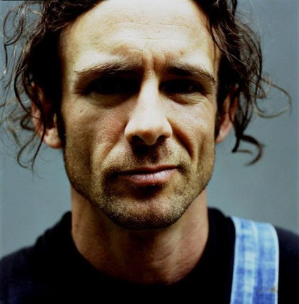 Photo of Chuck Palahniuk