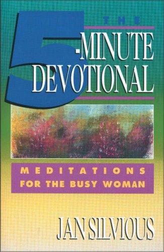 Five-Minute Devotional, The by Ms. Jan Silvious