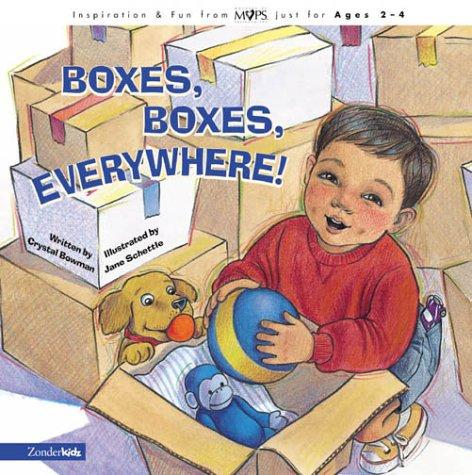 Boxes, Boxes Everywhere by Crystal Bowman