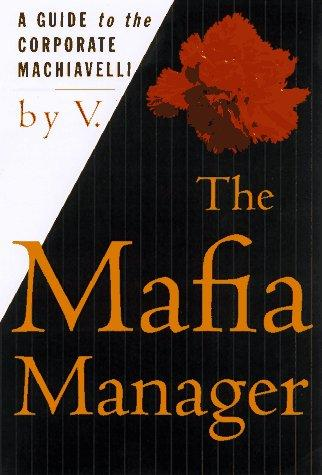 The Mafia Manager by V.