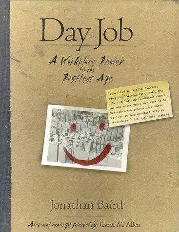 Day Job by Jon Baird