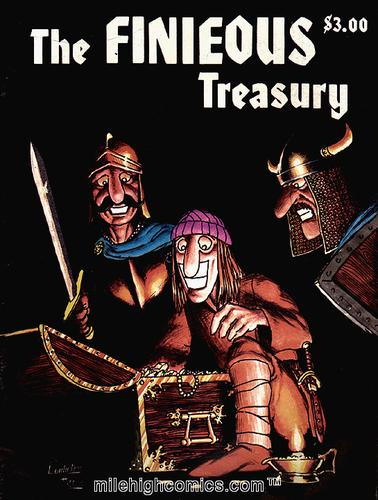 The Finieous Treasury, Vol.I by J.D. Webster