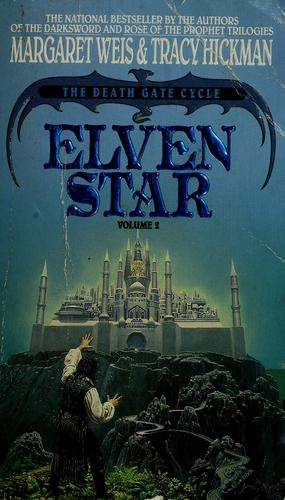 Elven star (Deathgate Cycle, Vol. 2) by Margaret Weis, Tracy Hickman