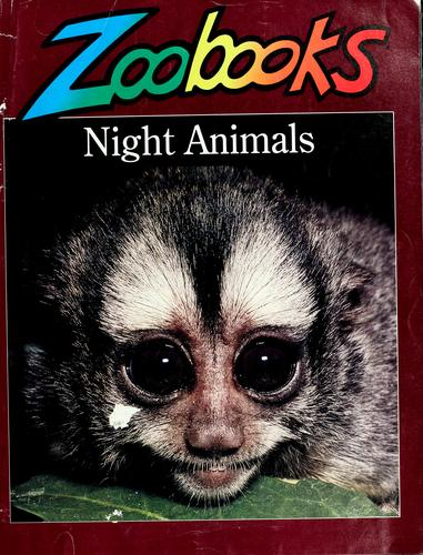 Night animals by Wildlife Education, Ltd