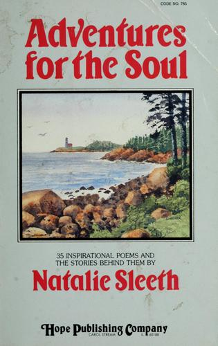 Adventures for the soul by Natalie Sleeth