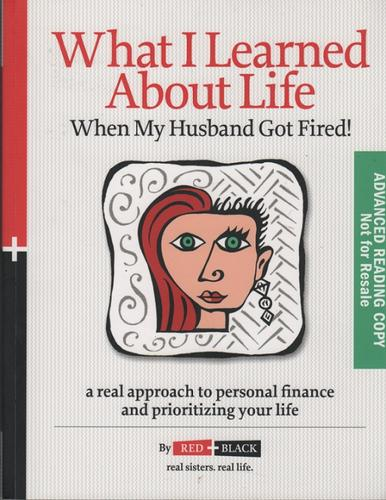 What I learned about life when my husband got fired! by Mandy S. Williams