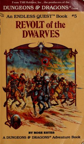 Revolt of the dwarves by Rose Estes