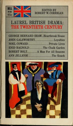 The twentieth century by Robert W. Corrigan