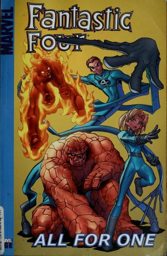 Fantastic four by Sean McKeever