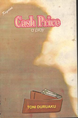 Cash Price (a play) by