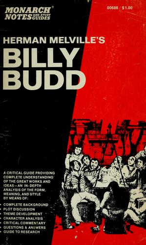 Herman Melville's Billy Budd by Edward R. Winans