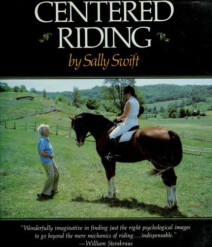 Image 0 of Centered Riding (A Trafalgar Square Farm Book)