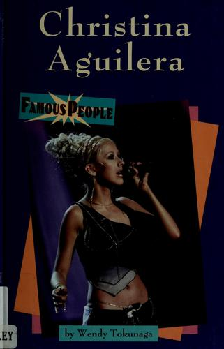 Christina Aguilera by Wendy Tokunaga