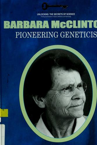 Barbara McClintock by Kathleen Tracy