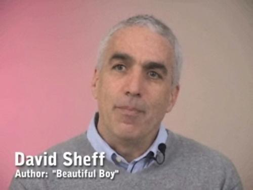 Photo of David Sheff