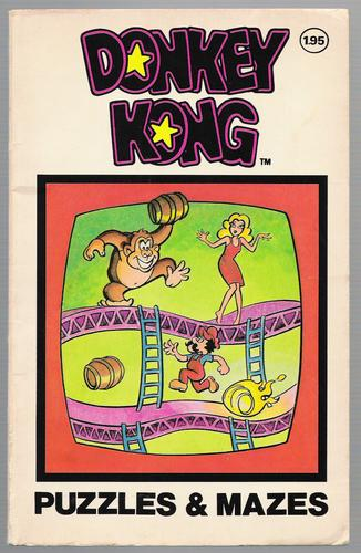 Donkey Kong by Jo-Ann Marshall, Curt Weiss, Stacy Sherman