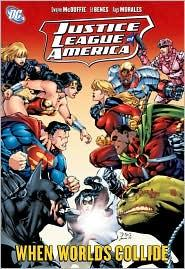 Justice League of America by Dwayne McDuffie