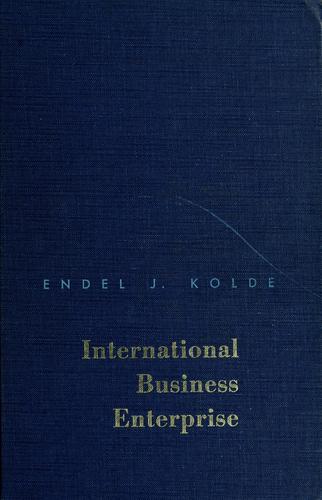 International business enterprise