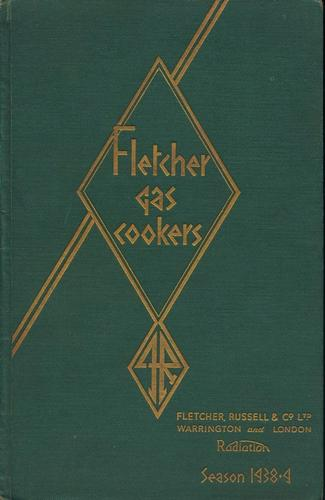 Fletcher Gas Cookers by Fletcher Russell and Company Ltd.