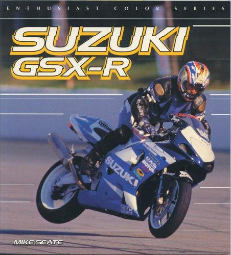 Suzuki GSX-R by Mike Seate