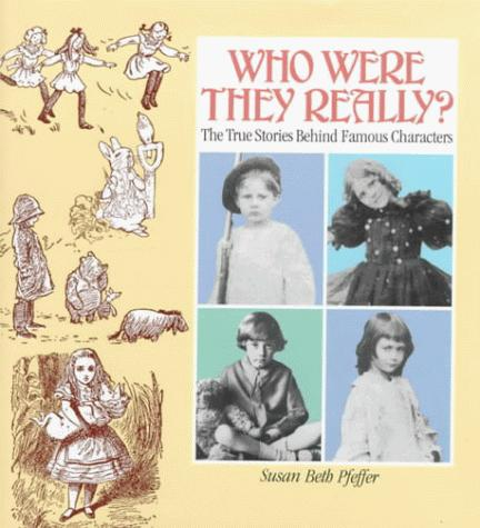 Who were they really? by Susan Beth Pfeffer