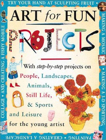 Art for fun projects by Sue Lacey