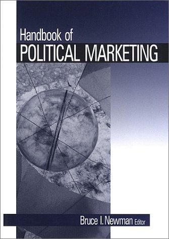 Handbook of Political Marketing by Bruce I. Newman