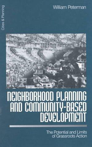 Neighborhood Planning and Community-Based Development