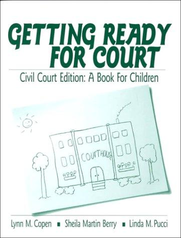 Getting ready for court by Lynn Copen