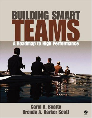 Building smart teams by Carol Anne Beatty